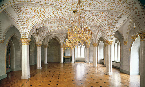 Picture: Rosenau Palace, Marble Hall