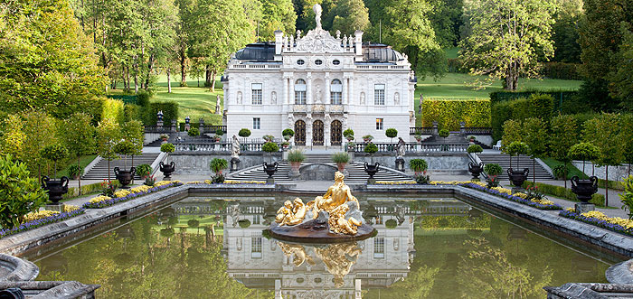 Picture: Linderhof Palace